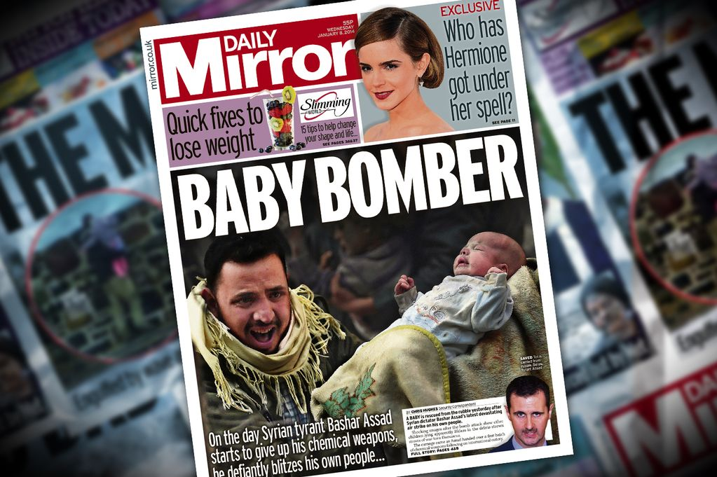 daily-mirror-front-page-8th-january-2014