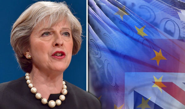 The UK will pay £91bn to the EU as Brexit negotiations are yet to begin