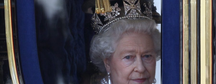 Queen Elizabeth has been meeting with religious leaders to discuss an imminent global war that she claims will bring about the