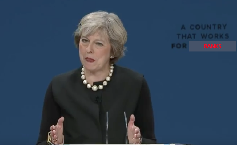Theresa May just dropped a Brexit bombshell, and it's going to cost us billions [TWEETS]