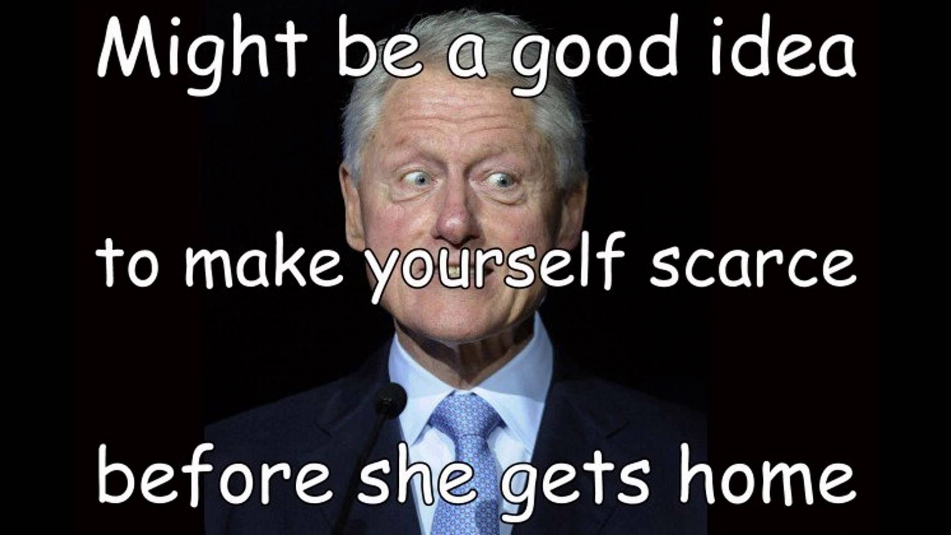 Image result for Clinton is mad