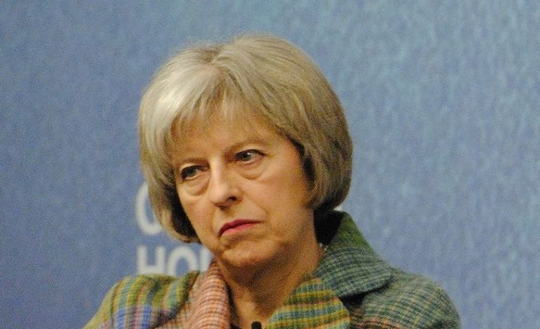 Theresa May plans to opt out of the European Court of Human Rights, just as it launches an investigation into HER