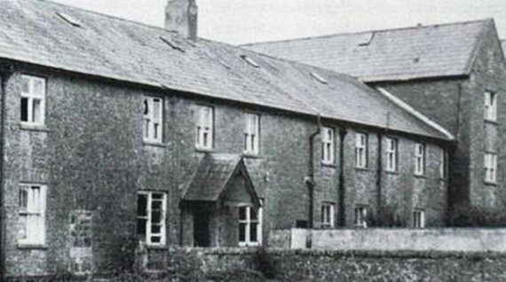 The Bon Secour Mother and Baby home, in Tuam, County Galway.