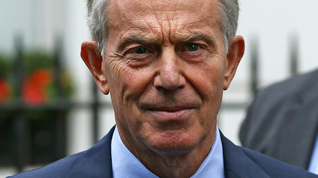 Former British Prime Minister Tony Blair © Neil Hall