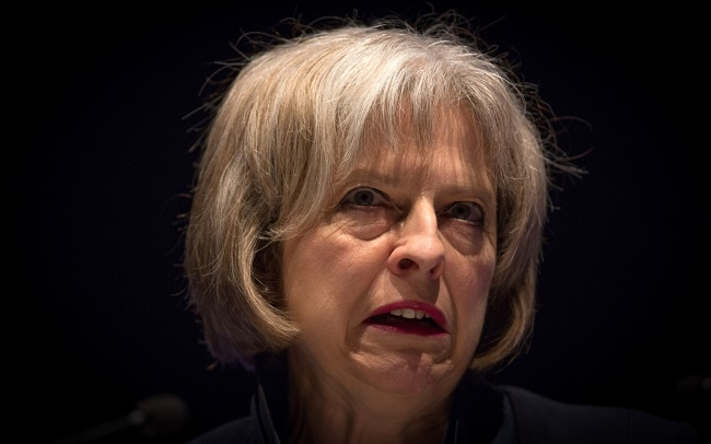 Theresa May's £10bn funding boost for the NHS is an outright lie, and that's official