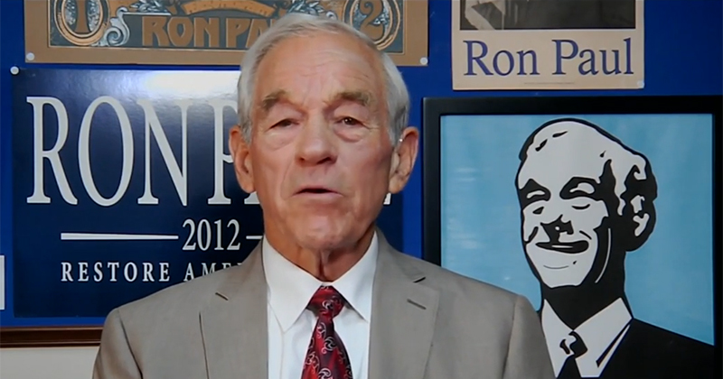 Ron Paul: Trump Needs To Resist Neocons And Shadow Government Elites