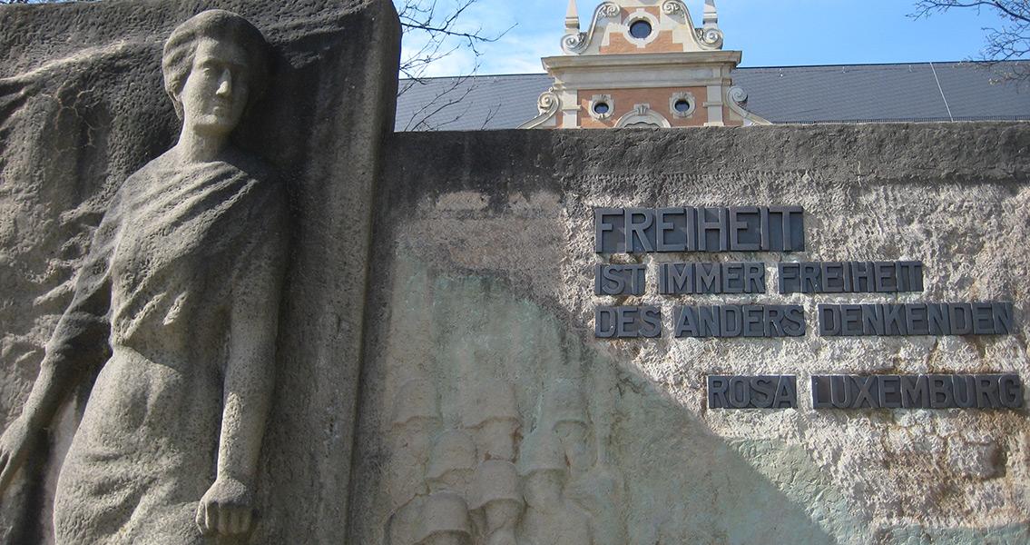 http://www.newhistorian.com/wp-content/uploads/2015/03/Rosa-Luxembourg-Memorial-in-Hamburg1.jpg