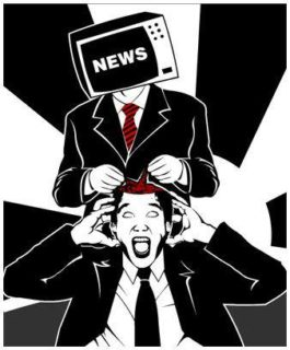 The Illusion of Choice: Ninety Percent of American Media Controlled by Six Corporations