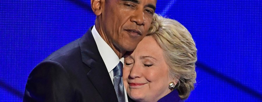 Obama's last act as president will be saving Hillary from jail by granting her a pardon, despite previously claiming she had done nothing wrong.