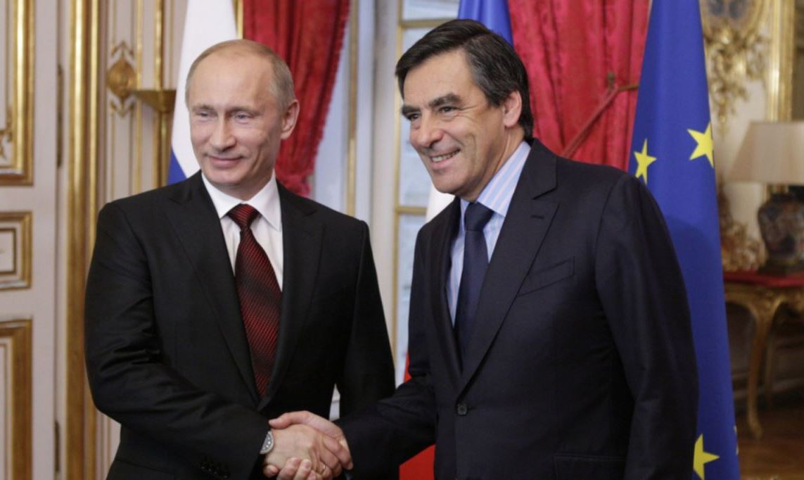 French Harbinger For Better Russian-European Ties