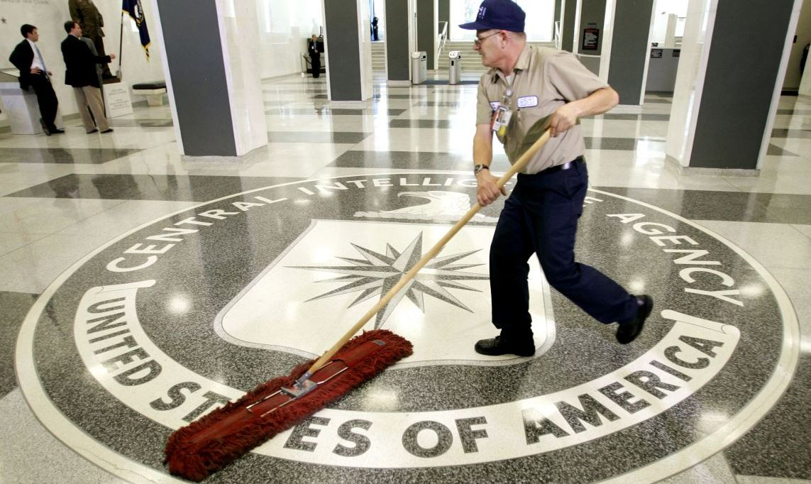 The Major Purveyor of 'Fake News' is the CIA-Corporate Complex