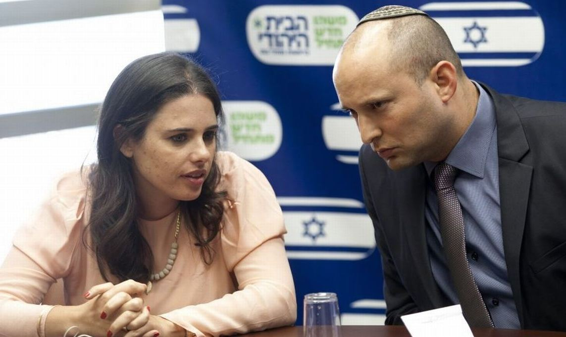 Trump Allies with Israel's Justice Minister Who Advocated Exterminating Palestinians