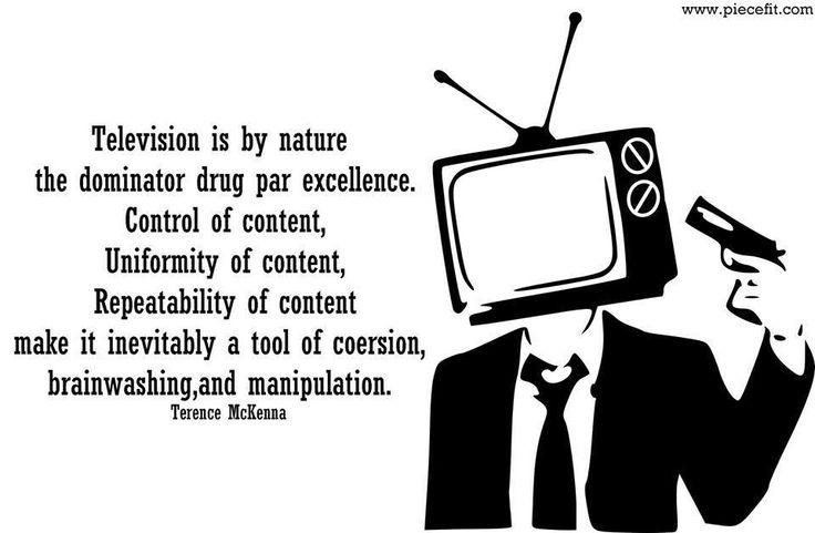 Image result for brainwashing TV