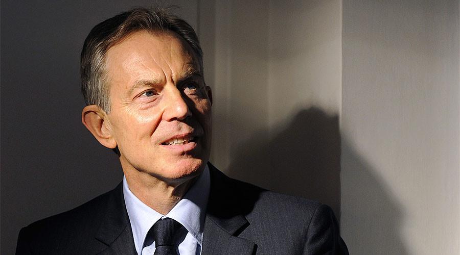 Britain's former Prime Minister Tony Blair © Toby Melville