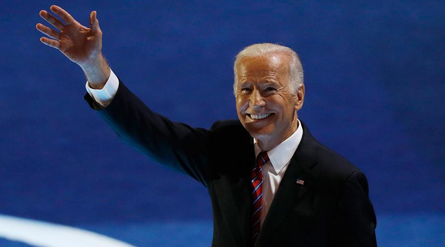 U.S. Vice President Joe Biden © Scott Audette