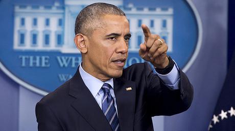 US President Barack Obama © Saul Loeb