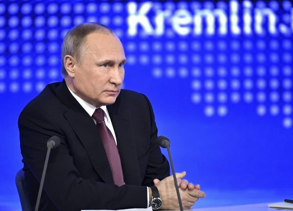 Putin: Russia remains stronger than any potential aggressor. 59496.jpeg