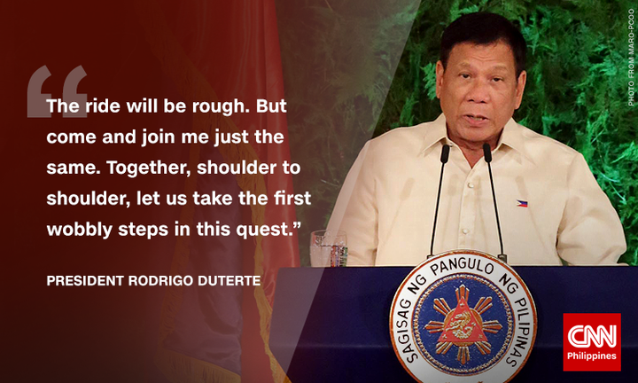 Image result for Tough-talking Philippine President Duterte: Fighting for his Life and his Country