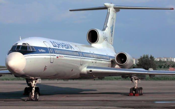 A Tupolev-154