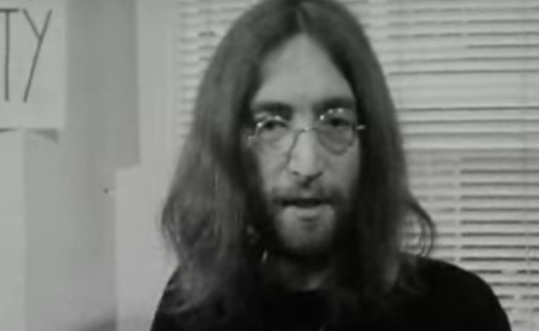 John Lennon has a very important message for us from beyond the grave [VIDEO]