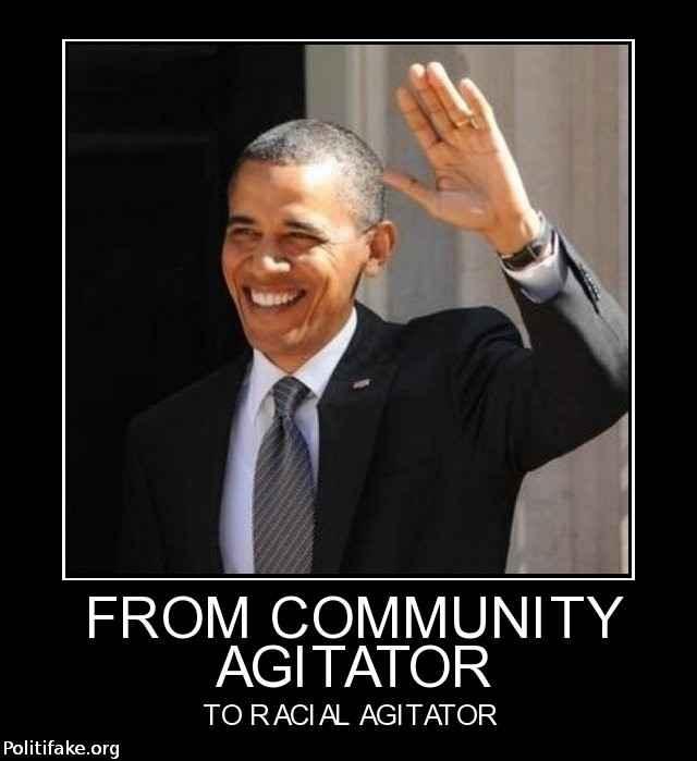 politics From community agitator