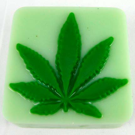 Soap made from Hemp