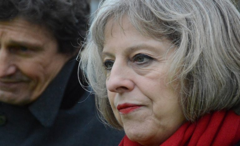 Theresa May's Christmas message is heartwarming – for tyrants and torturers [VIDEO]