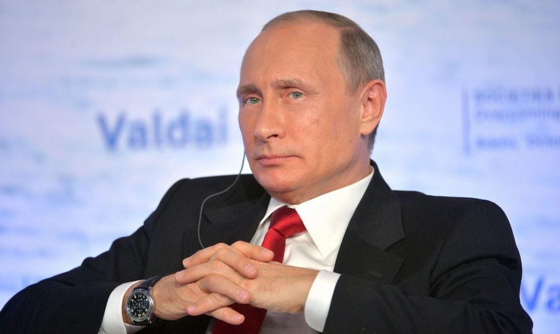 Buoyant Putin and Sinking Western Mis-Leaders