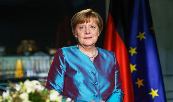 Angela Merkel Vladimir Putin politics European Union