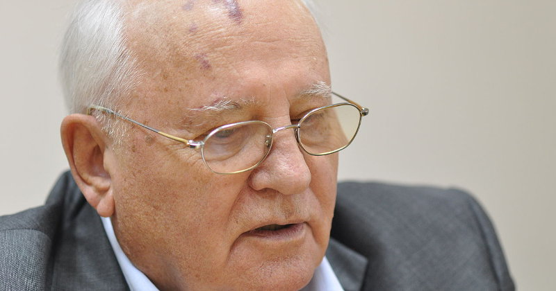"Gorbachev: ""Looks As If World Is Preparing For War"""