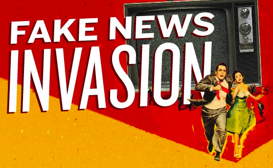 """Systematic """"fake news"""" Planted By Britain's Intelligence Services"""