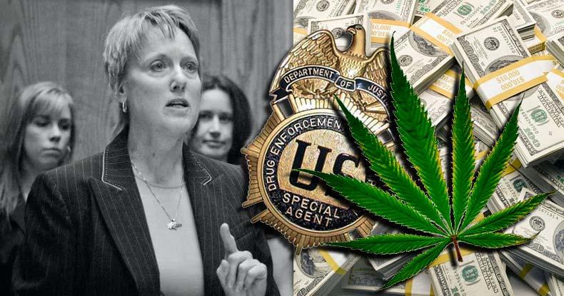 DEA marijuana FTP