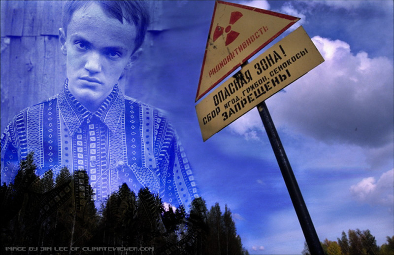 Mayak-Chemical-Combine-Russia-victim-and-radiation-sign