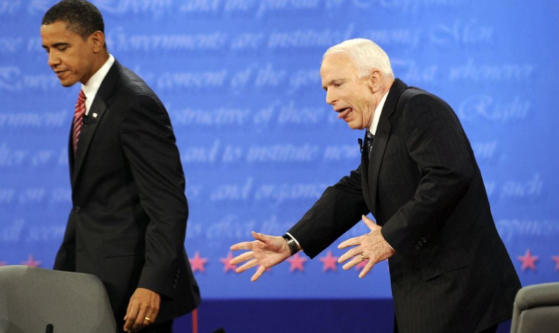 McCain's Largely Unreported Treachery Against the US