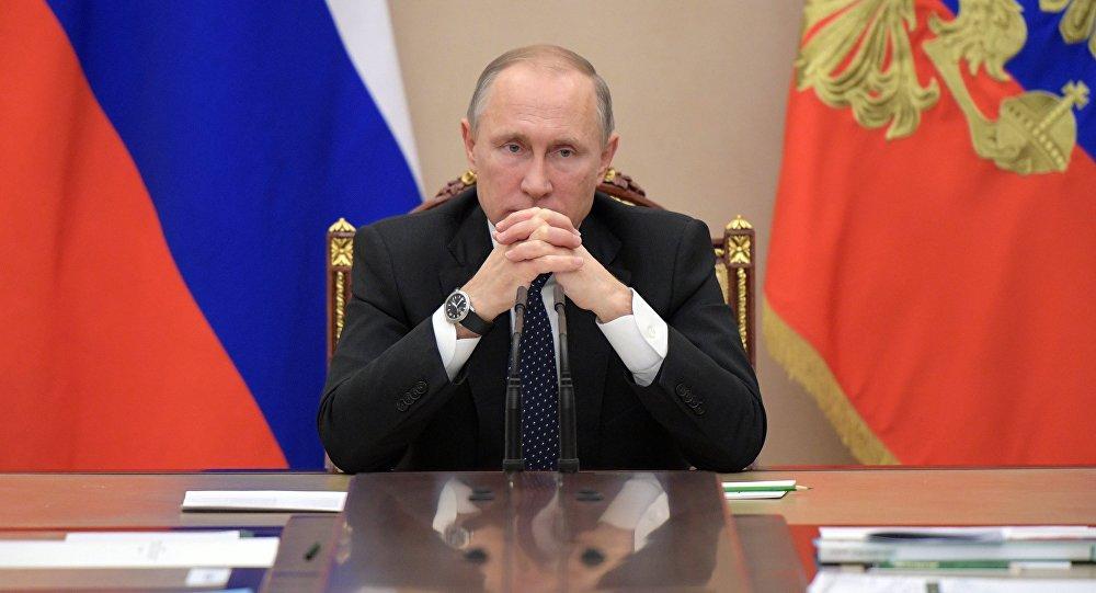President Vladimir Putin (File)