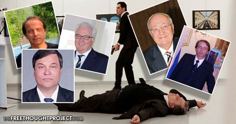 Image result for Deep State War? 7 Russian Officials Murdered or Found Dead Since Election Day