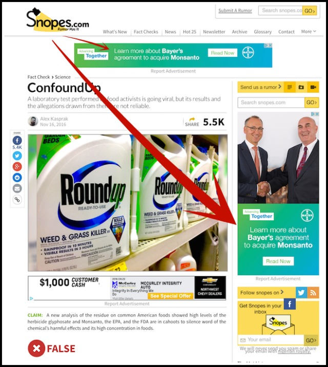 snopes-ad-with-monsanto
