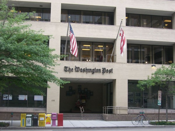 Image: Revealed: The same Washington Post that accused 200 web sites of being puppets for Russian propaganda actually TAKES money from… Russia