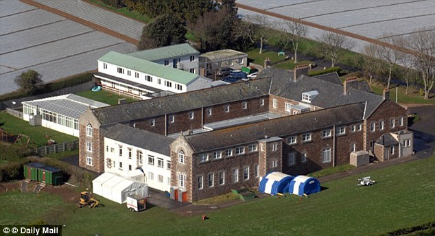 Channel Island: Haut de la Garenne, the former children's home on the island of Jersey, where police believe child abuse was carried out by well known figures. The investigation now involves Sir Ted Heath