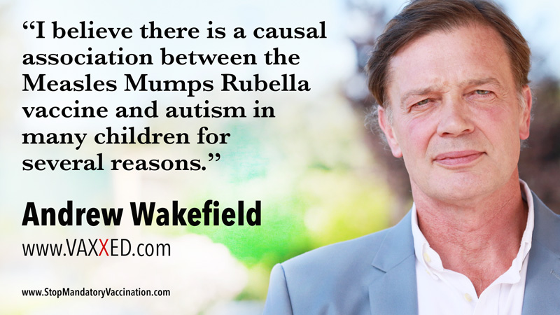 Image result for Andrew Wakefield, MD