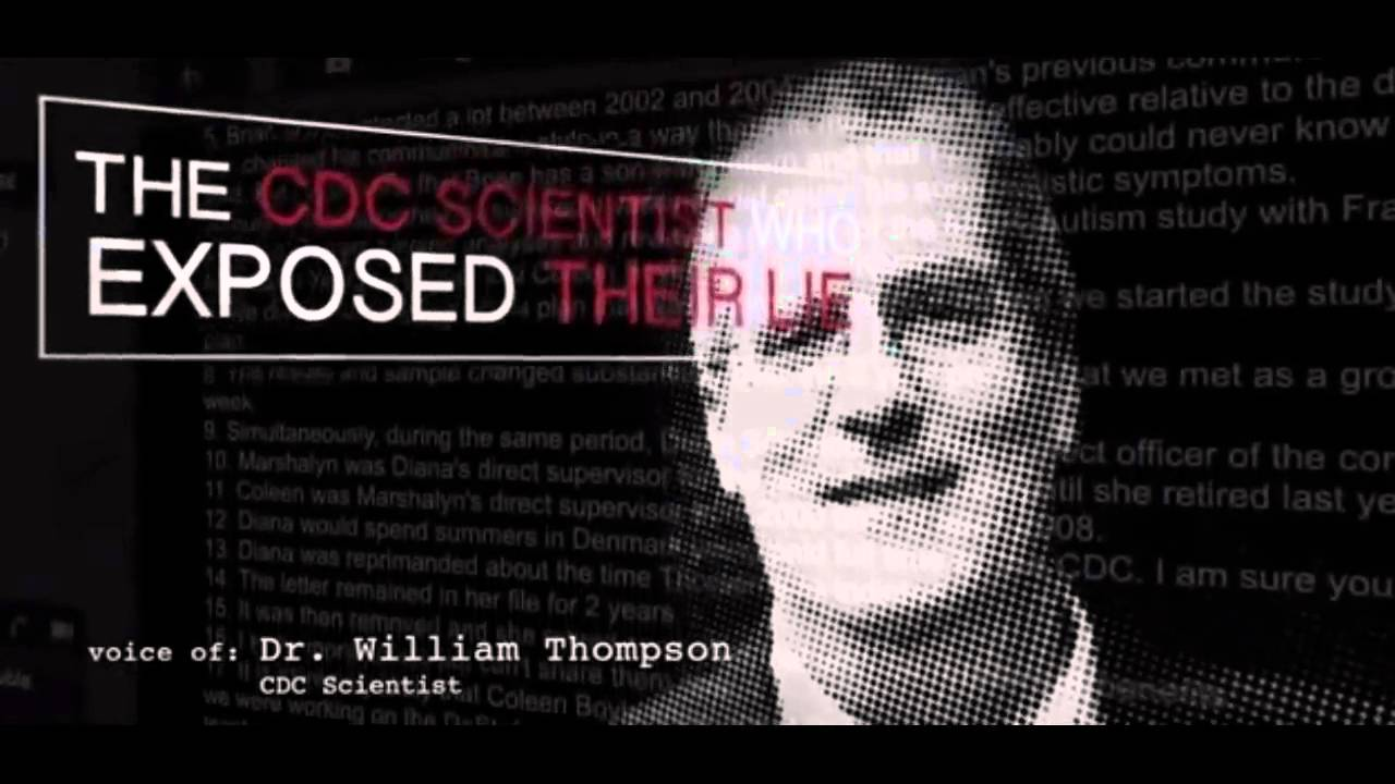 "Image: Author exposes the ""Vaccine Deep State"" … a massive criminal fraud and embezzlement ring inside the CDC"