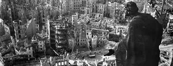 Dresden – The Worst War Crime Of WWII – 600,000 Dead