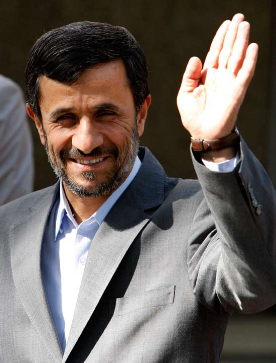 Image result for Mahmoud Ahmadinejad