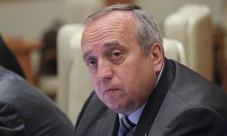 Image result for Senator Frants Klintsevich