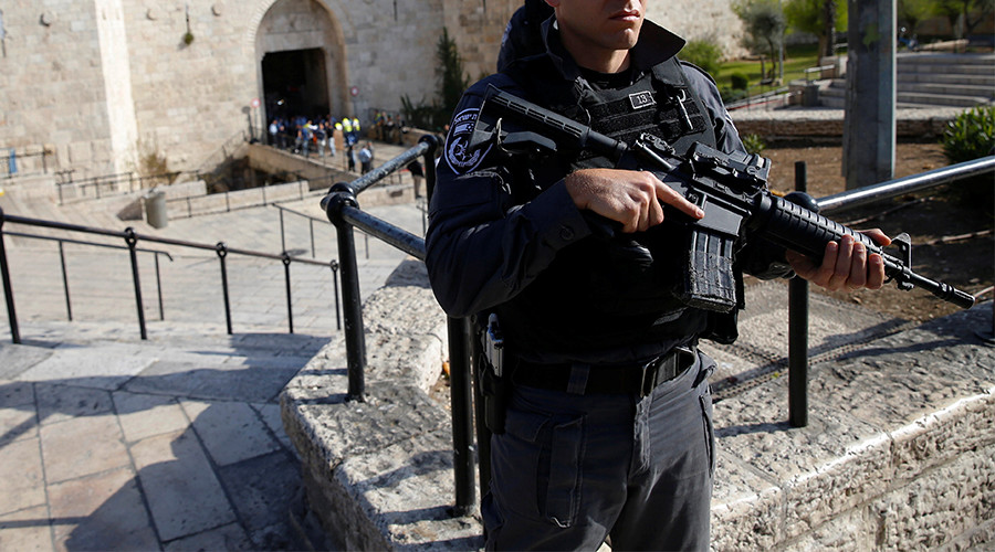 'Israeli police 'demo' killing calculated to desensitize children to extreme violence'