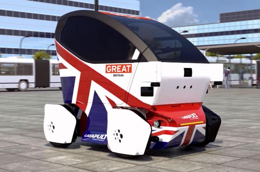 Image result for driverless car UK
