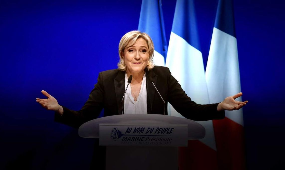 Marine Le Pen Lost to Finally Win