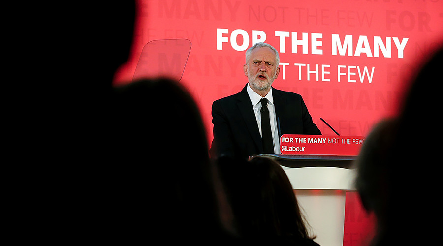 'We must have some difficult conversations with Saudi Arabia' – UK opposition leader Corbyn