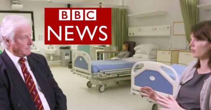 Gordon Maclellan BBC Bias NHS