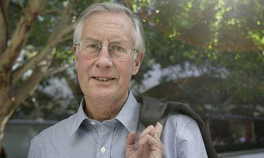 Former UK Minister of the Environment Michael Meacher